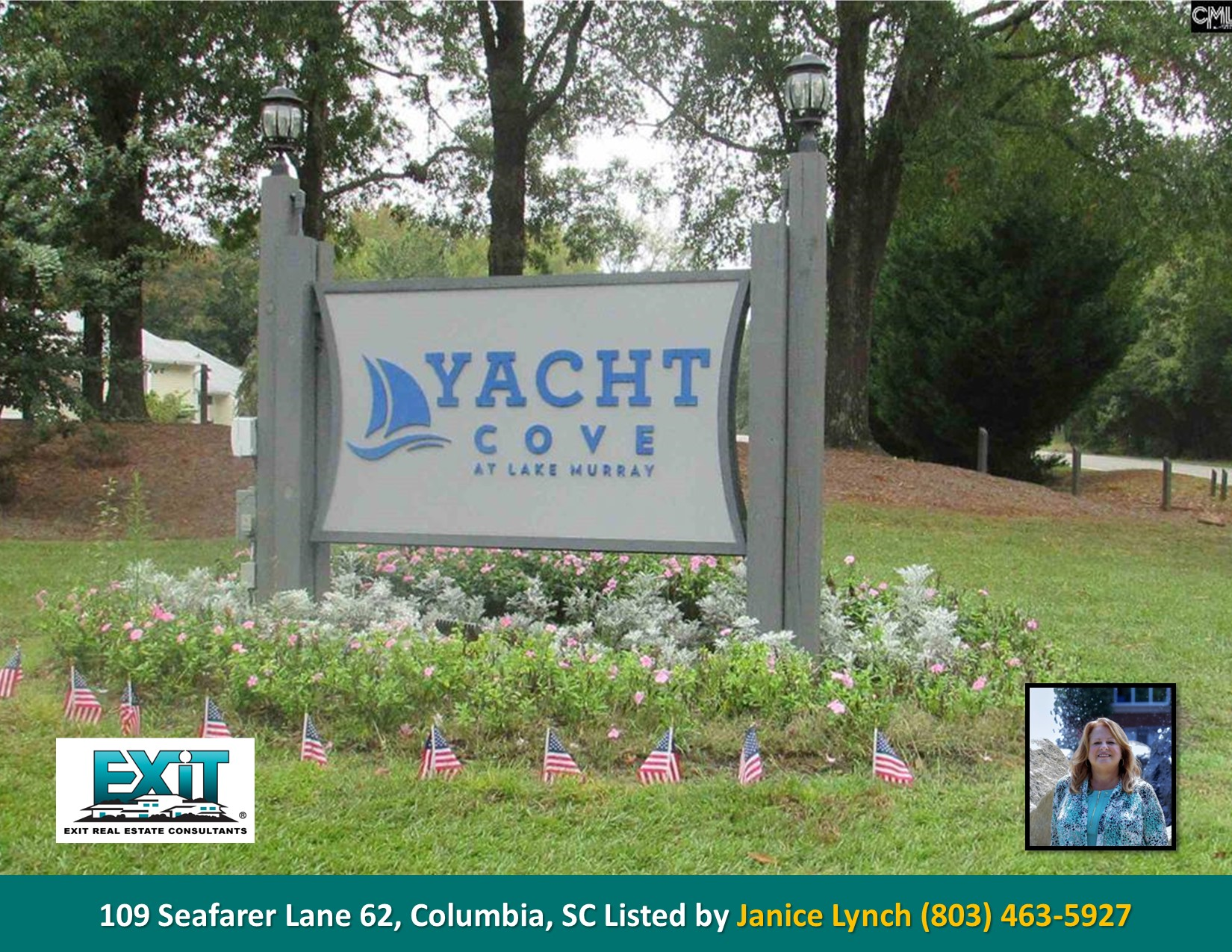 Just listed in Yacht Cove