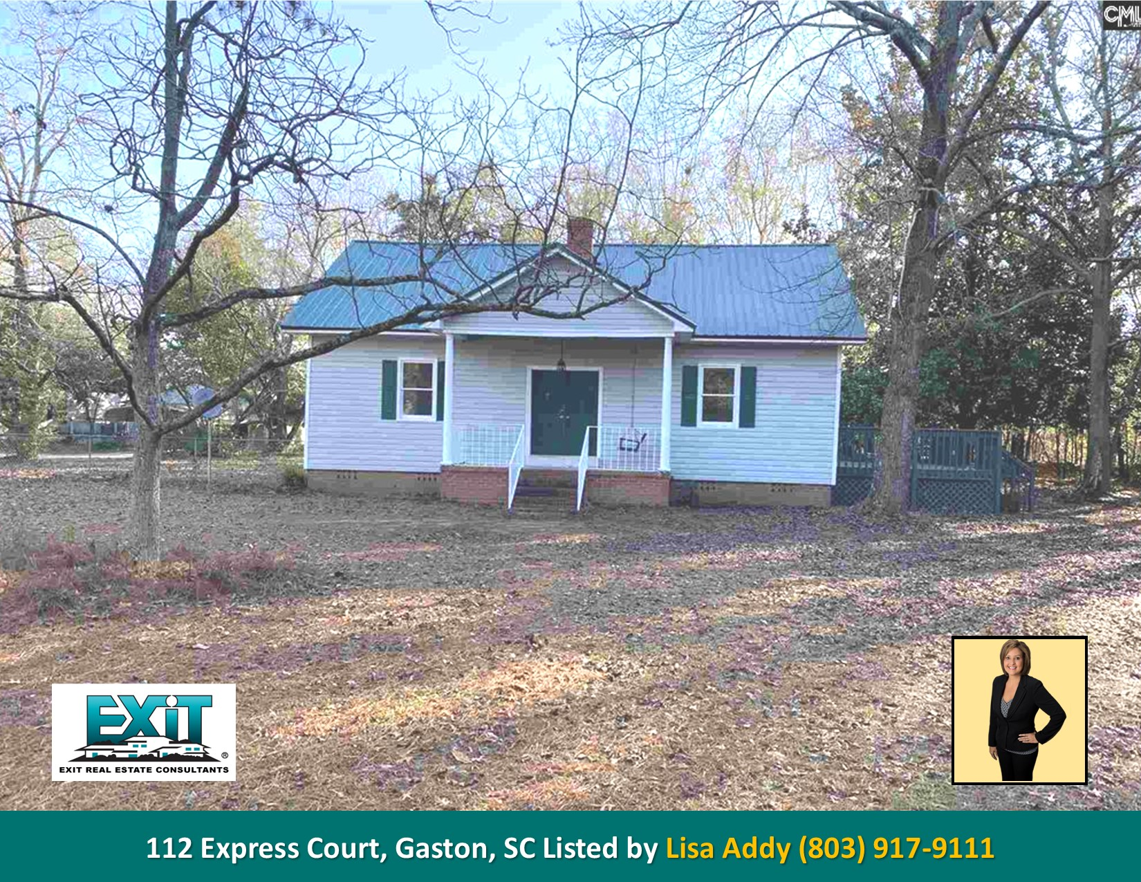 Just listed in Gaston