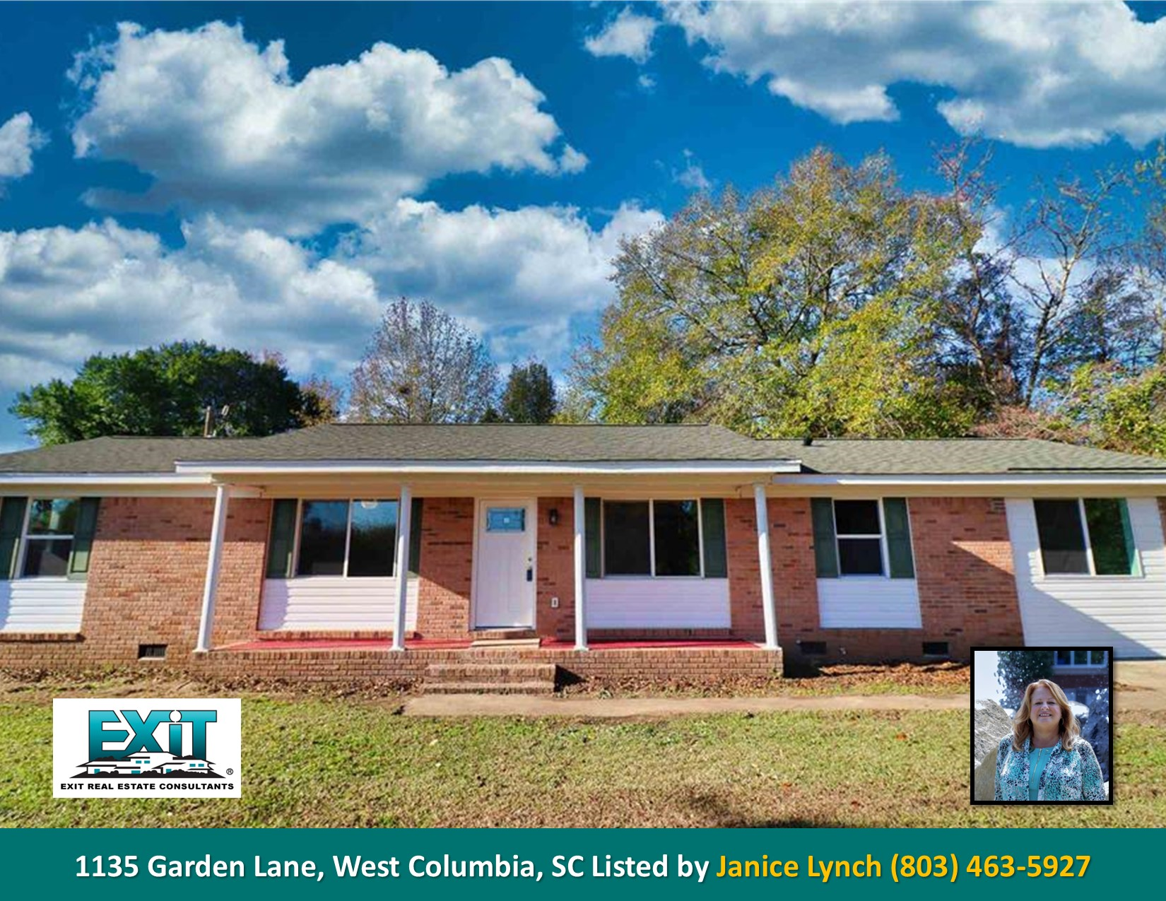 Just listed in Congaree Gardens