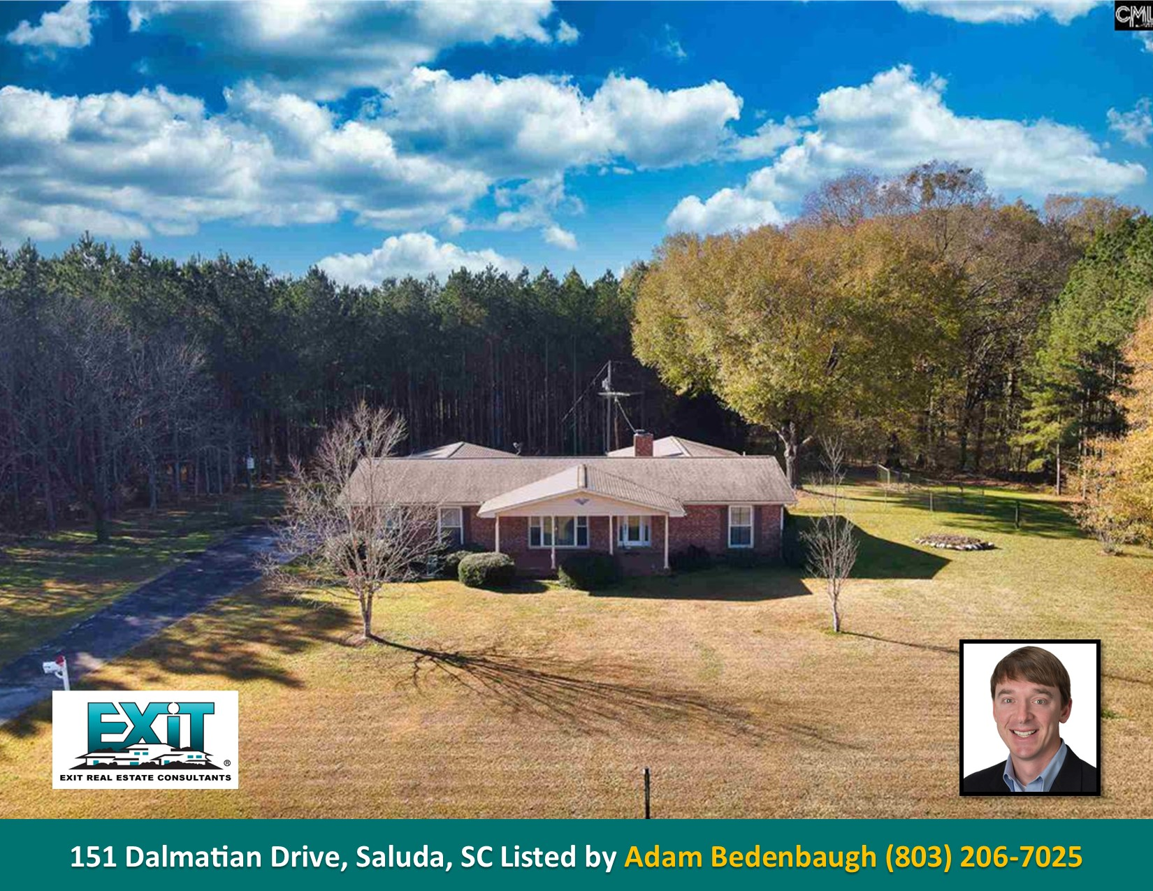 Just listed in Saluda