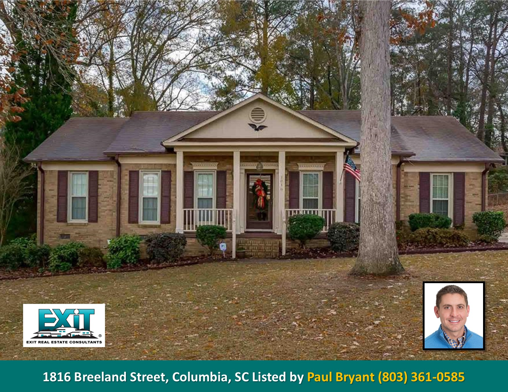 Just listed in Columbia