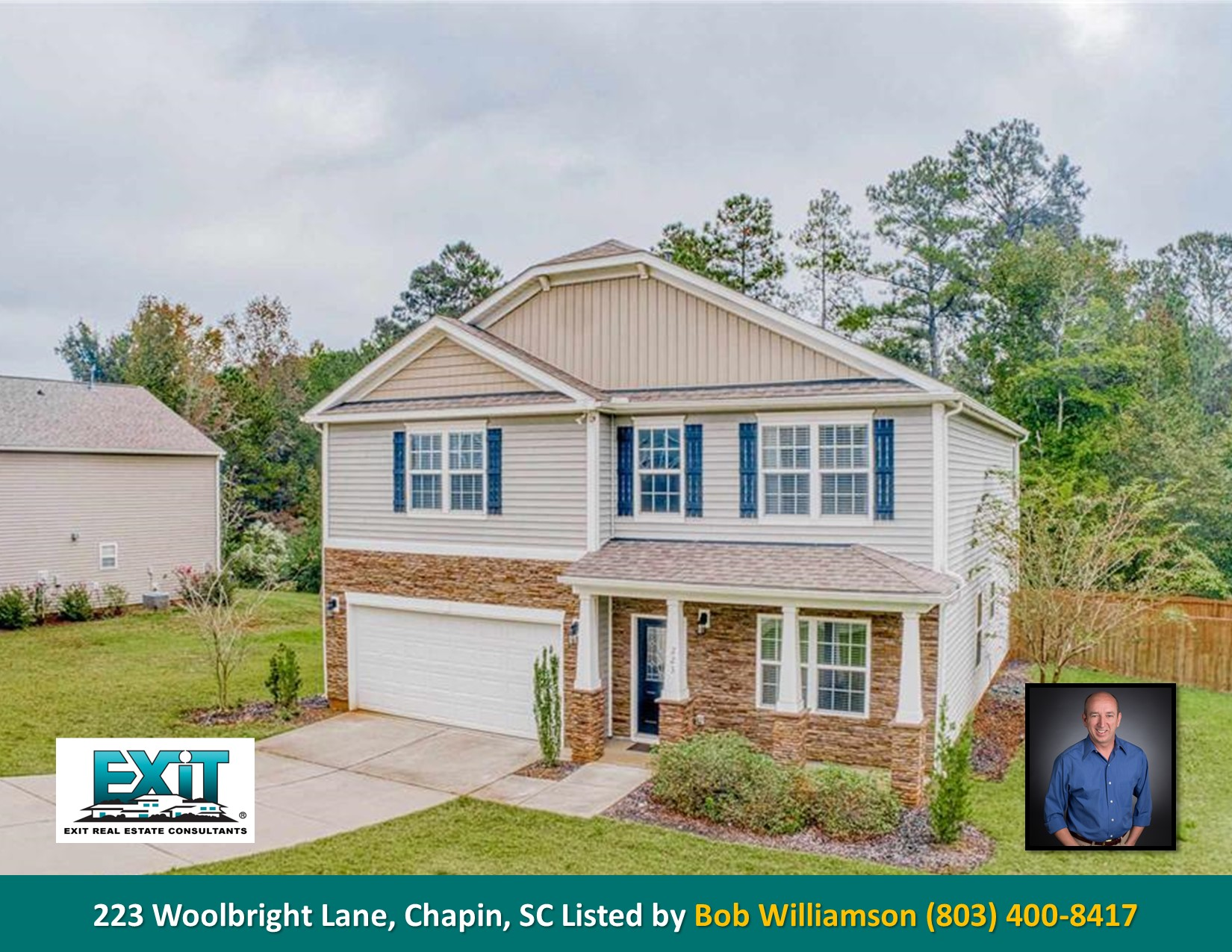 Just listed in Eagles Nest - Chapin