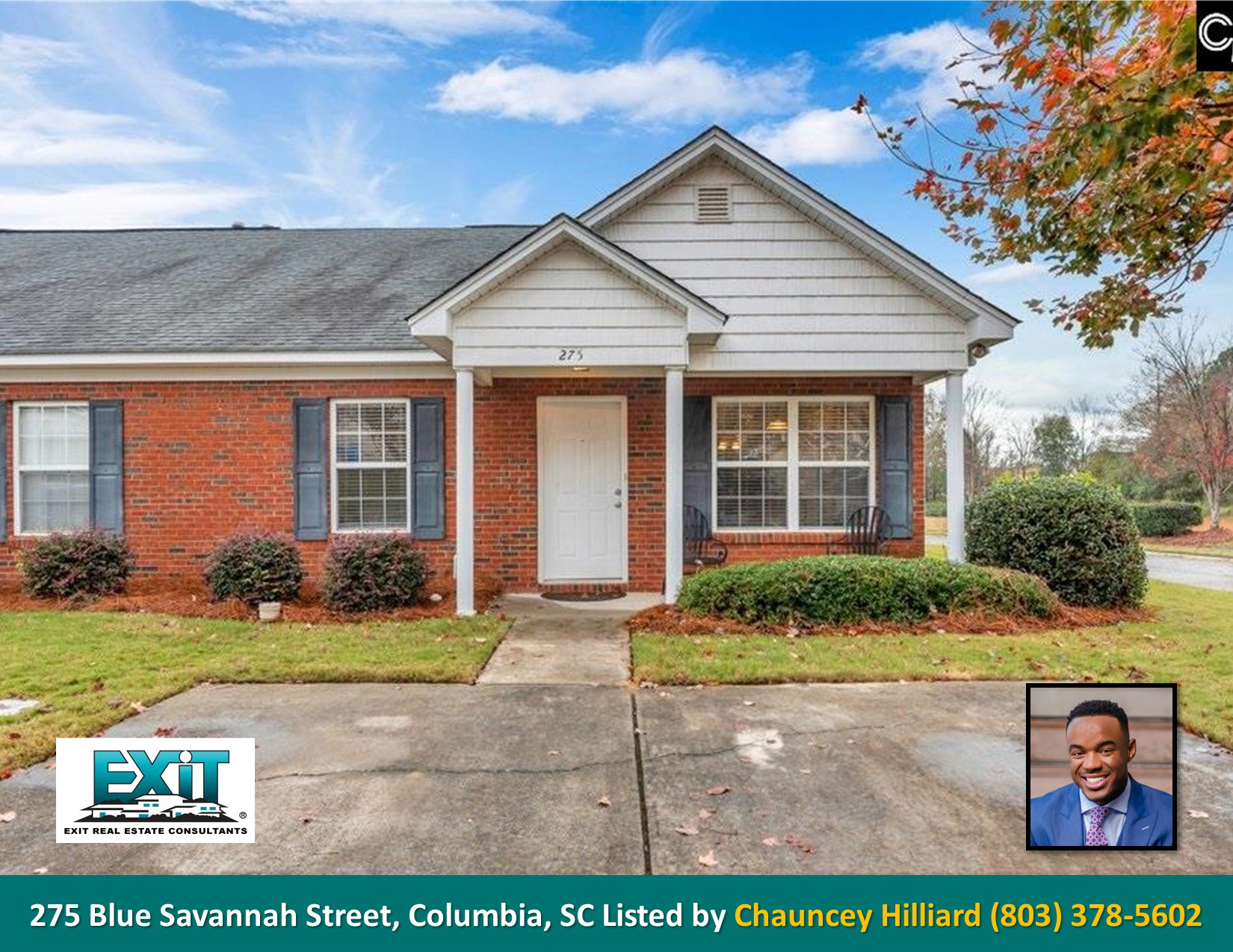 Just listed in Colonial Commons