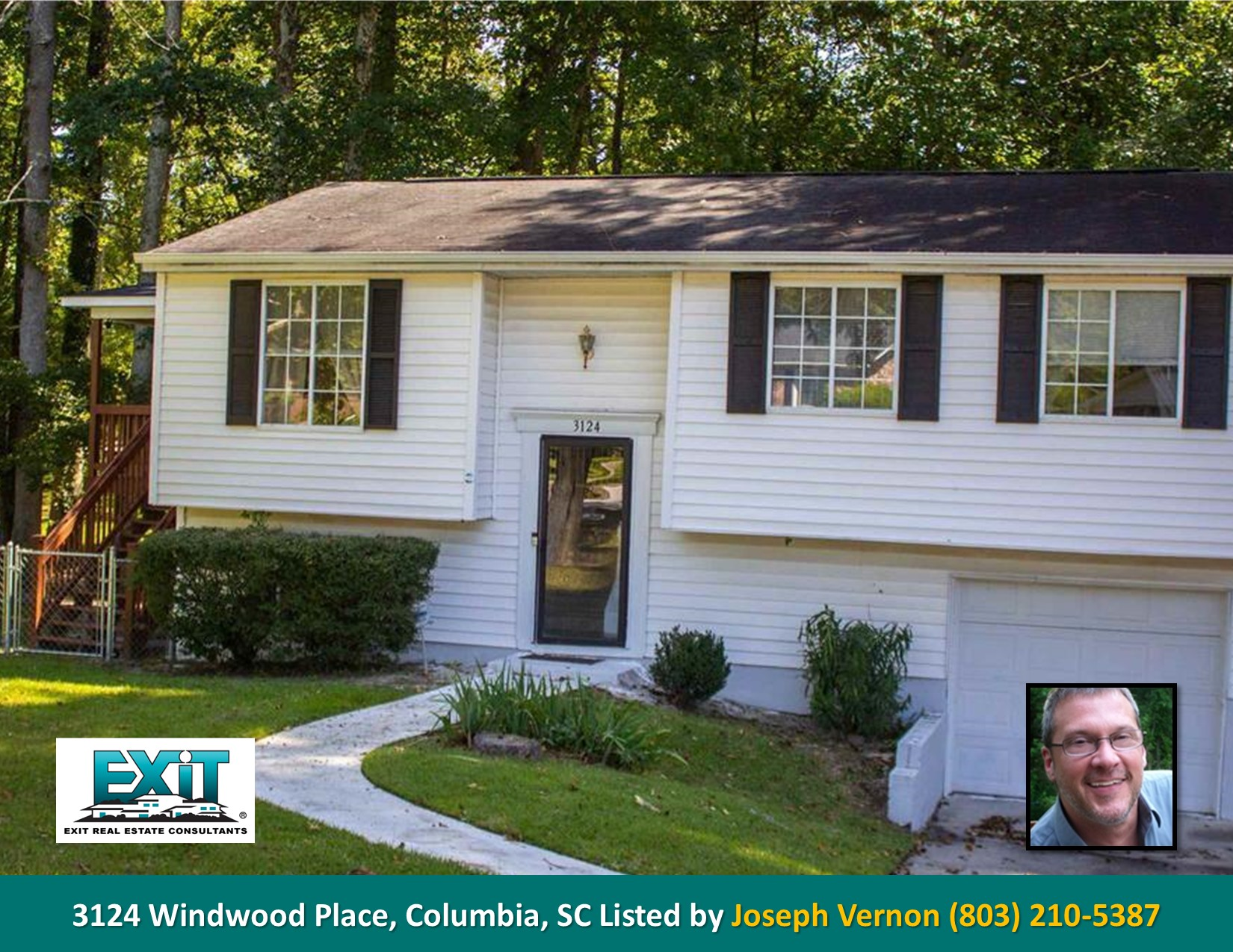 Just listed in Columbia, SC