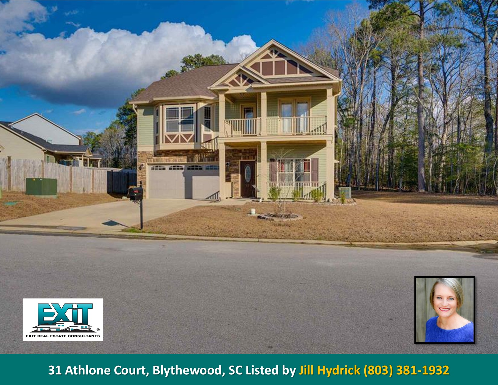 Just listed in Amber Creek - Blythewood