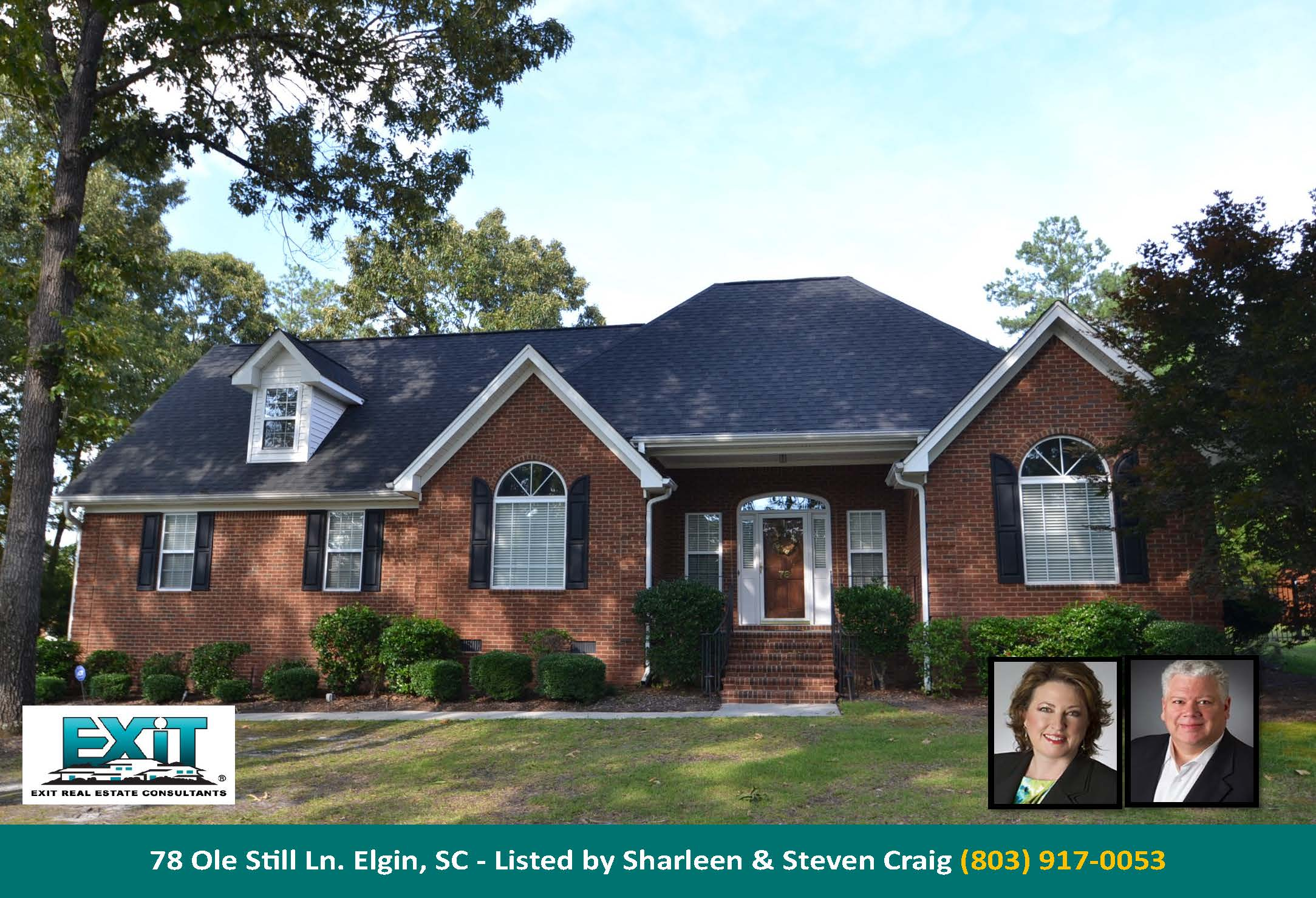 All brick home just listed for All brick homes