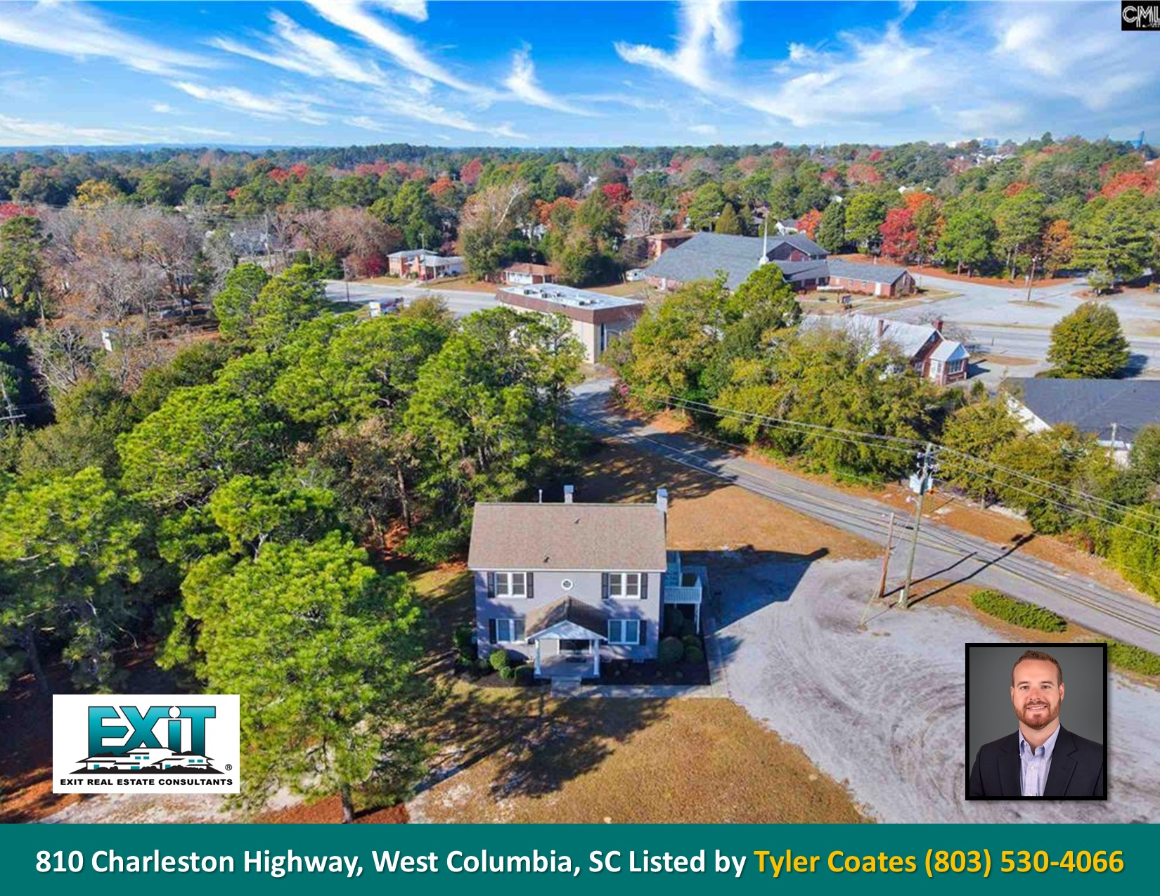 Just listed in West Columbia