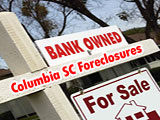 Columbia SC Foreclosures and Bank Owned Properties for Sale